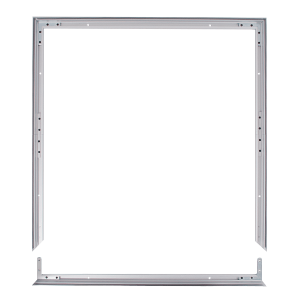 Aluminum frame for fabric displays WALL 100x200cm on a 20 mm profile