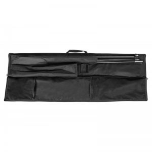 Transport bag for feather flags 124x22cm